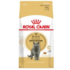 皇家(royal canin) 猫粮 英国短毛猫 成猫粮 英短 BS34 2KG