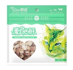 朗诺 猫混合冻干 30g 牛肉+牛肝+牛心(30g)