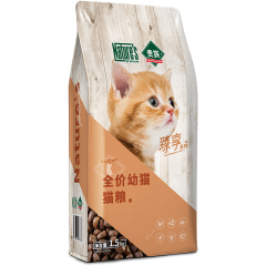 贵族 臻享幼猫1.5KG/袋 幼猫 1.5kg