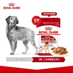 皇家中型犬成犬狗湿粮包零食主粮湿粮狗狗MEAW 100g 100g