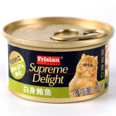 富力鲜猫用白身鲔鱼罐头 85g 白身鲔鱼 85g