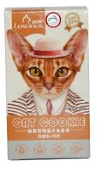 路斯吞拿鱼+鸡肉/三文鱼猫饼干80g 吞拿鱼+鸡肉 80g