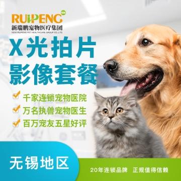 【无锡、溧阳】X光影像套餐 犬猫通用