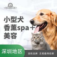 【深圳香薰】小型犬香薰spa+【深圳爱玩乐】 狗狗