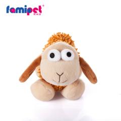 梵米派  宠物狗狗可发声耐咬毛绒互动玩具 小羊(中小型犬)