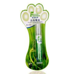 派锐 清新伙伴宠物口腔喷剂预防牙菌斑牙结石洁齿喷雾14ml 14ml