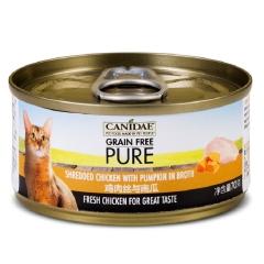 美国进口卡比 英短布偶加菲通用猫罐头 无谷猫用主食罐猫粮 白身金枪鱼 70g