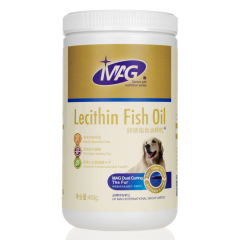 买赠 MAG犬用卵磷脂鱼油颗粒