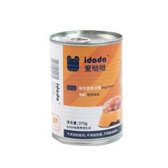爱哒哒 鸡肉罐头 375g 1罐