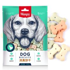 Wanpy17版顽皮犬用消臭饼干 400g 消臭饼干 400g
