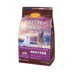 麦富迪冻干无谷幼犬粮 1.3kg 鸭肉