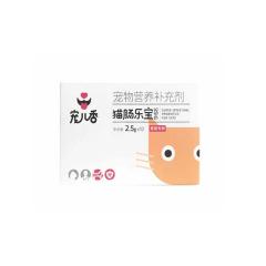 宠儿香-猫肠乐宝 2.5g*10袋