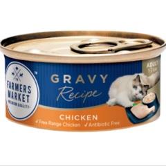 澳洲Farmers Market/蓝宝食进口猫罐头 鸡肉口味85g(成猫)