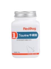 红狗 猫牛磺酸80G/瓶
