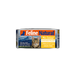 K9猫Feline Natural天然无谷猫罐-鸡肉 85g
