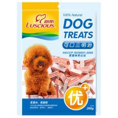 路斯三明治200g狗狗零食