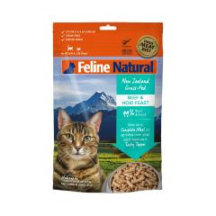 K9猫Feline Natural冷冻干燥牛肉&鳕鱼 320g