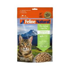 K9猫Feline Natural冷冻干燥鸡肉&羊肉320g 320g