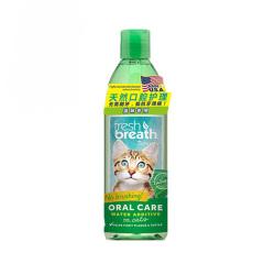 多美洁-天然清新口气洁齿水 (猫专用) 洁齿水 473ml