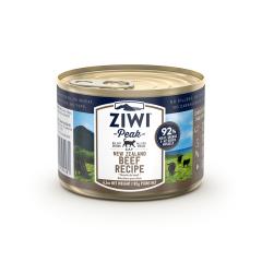 巅峰Ziwi Peak  猫罐头185g 多口味可选 牛肉配方