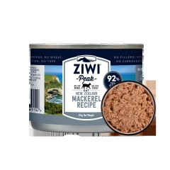 巅峰Ziwi Peak  猫罐头185g 多口味可选 马鲛鱼配方