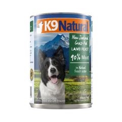K9犬Natural天然无谷犬罐-羊肉 370g