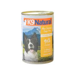 K9犬Natural天然无谷犬罐-鸡肉 370g