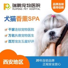 【西安】犬猫香薰SPA套餐 2送1 10-15kg