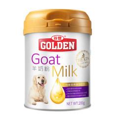 谷登 宠物狗狗 羊奶粉 200g/1盒(效期至21.8.24)