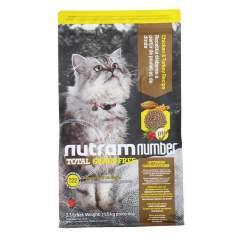 【买赠】纽顿 无谷T22全龄猫粮 去骨鸡肉+火鸡肉 1.5kg