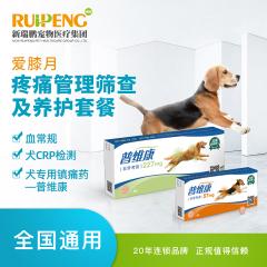 【新瑞鹏全国】爱膝月疼痛管理筛查及养护套餐 狗狗 0-10kg