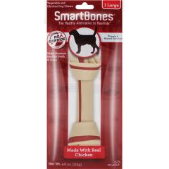 Smartbones禾仕嘉 狗狗洁齿骨1支装 大号美味洁齿骨(鸡肉味)1支装)