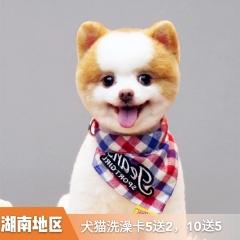 【湖南通用】春季主推:犬猫抗菌止痒浴,买5送4 洗澡买10送5 狗狗0-3kg