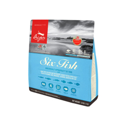 加拿大Orijen渴望猫粮六种鱼1.8kg 1袋