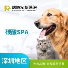 【深圳瑞鹏】碳酸SPA 5送2 短毛猫