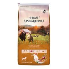 伯纳天纯 生·鲜系列  农场派对 全价全期犬粮 12kg