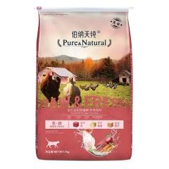 伯纳天纯 生·鲜系列  农场派对 全价全期猫粮 7kg
