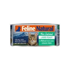 K9猫Feline Natural天然无谷猫罐-羊肉 85g