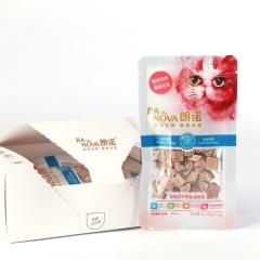 朗诺猫零食 纯肉系列 袋装 金枪鱼 4g