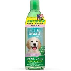 多美洁-天然清新口气洁齿水 (幼犬专用) 473ML