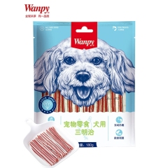 顽皮Wanpy犬用三明治 180g